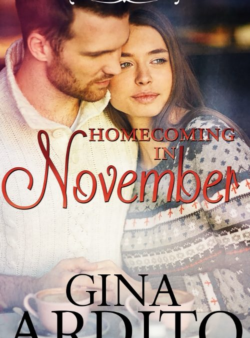 It's Release Day for Homecoming!